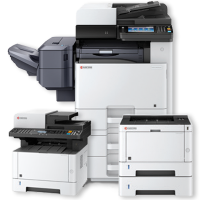 Kyocera Award-Winning Color and Mono Copiers and Multifunctional Products
