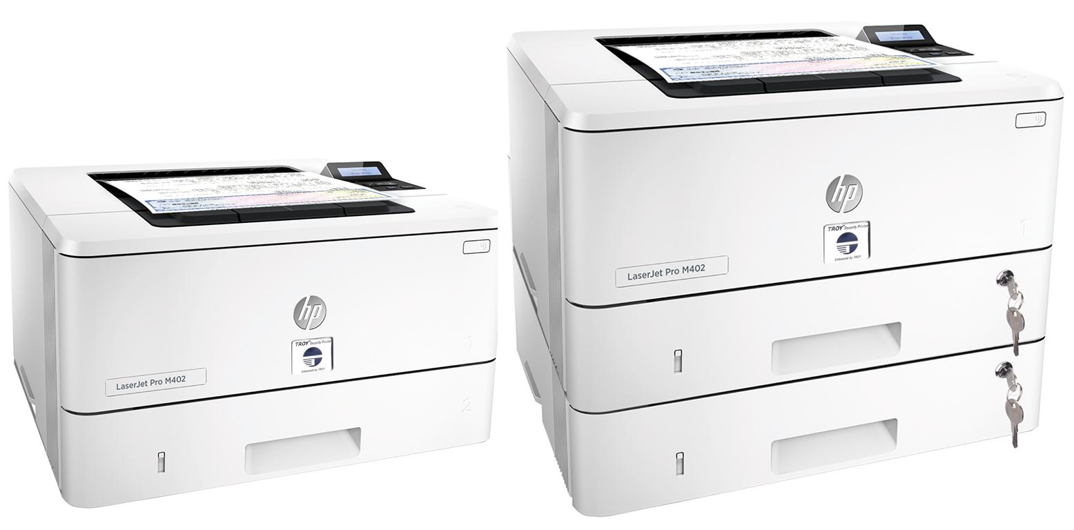 TROY M402 MICR Printer
