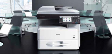 RICOH Linecard with SRP