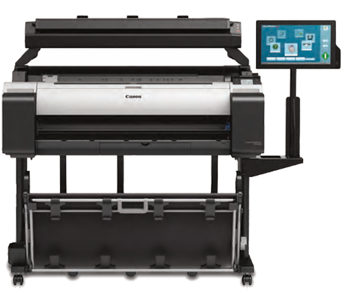 Canon imagePROGRAF Lei and TM Series Large Format Printers