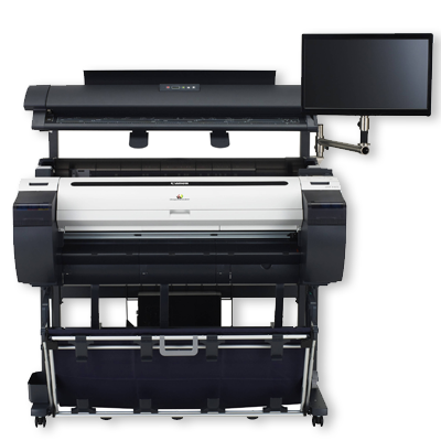 Canon imagePROGRAF iPF785 Large Format Printer