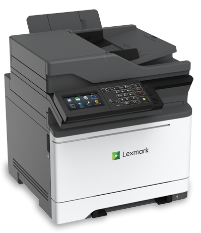 Lexmark CX620 Color MFP