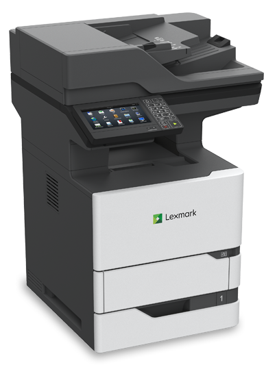 Lexmark MX720 Series Mono Printer