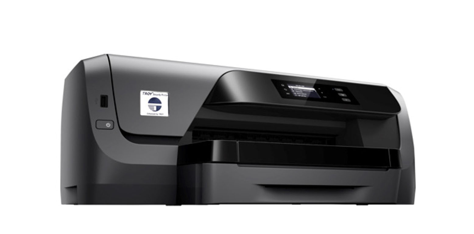 TROY 8210 SecureUV Printer