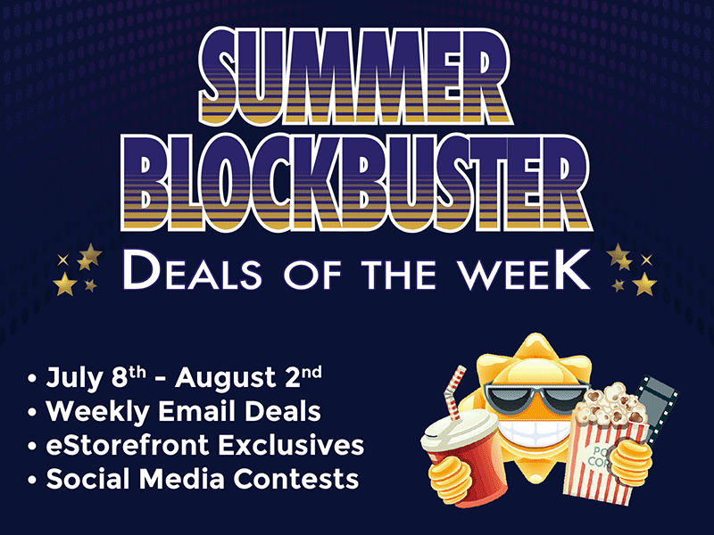 Summer Blockbuster Deals of the Week