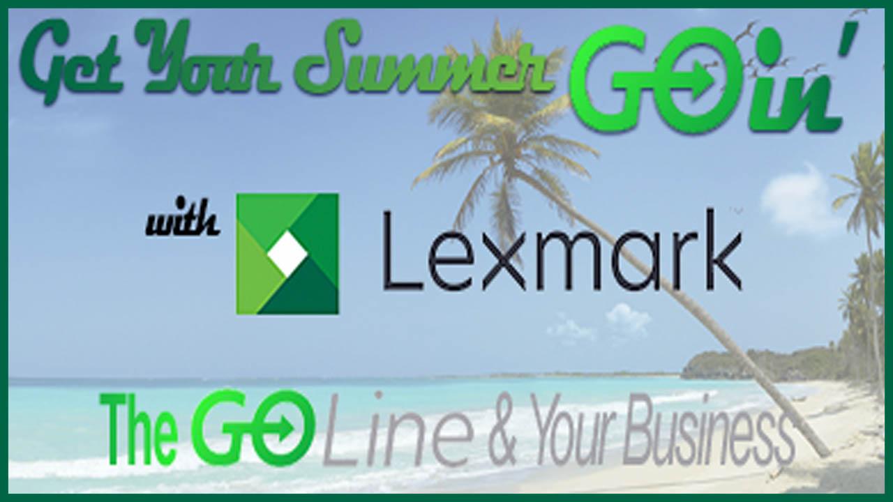 Lexmark GO-Line Webinar