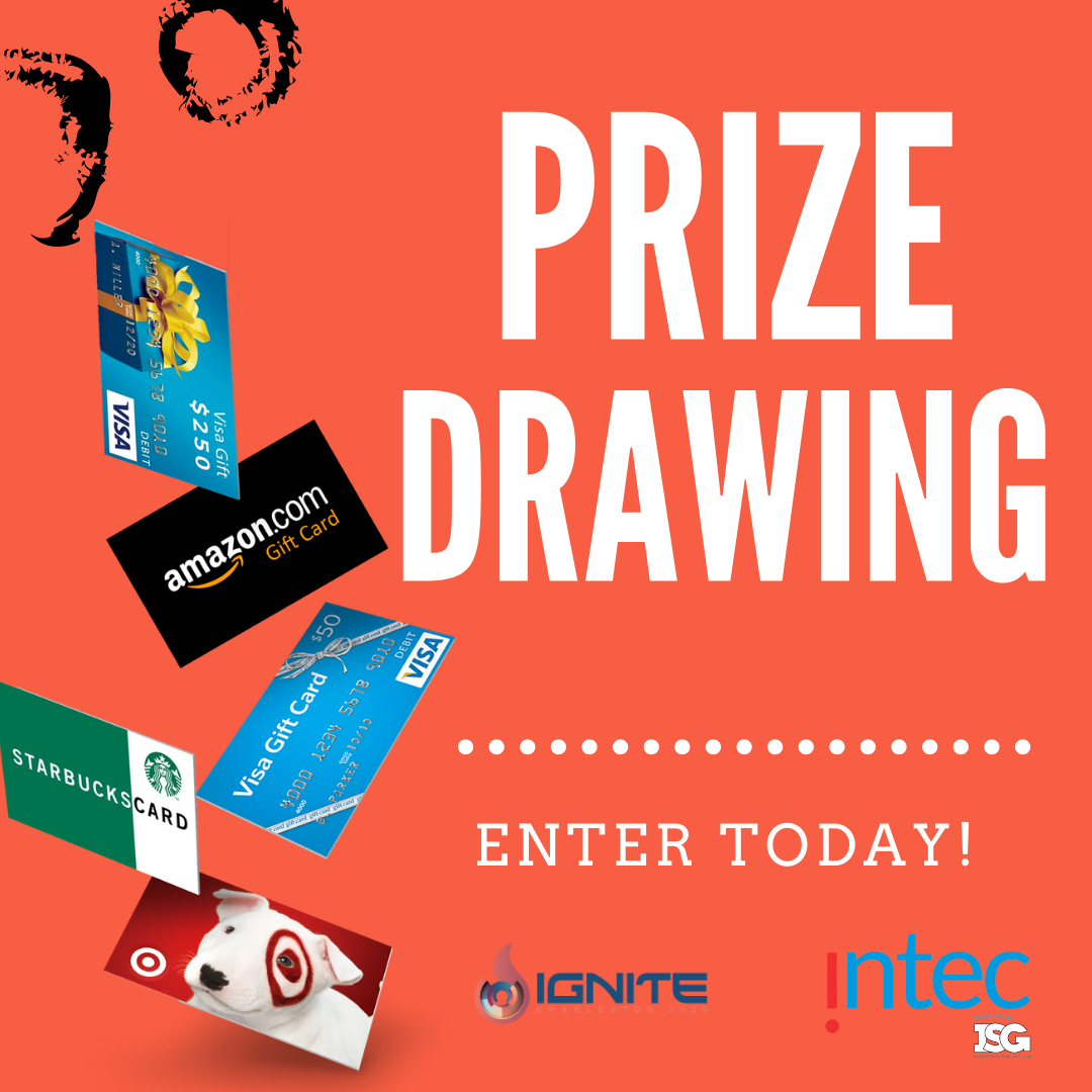 Virtual Ignite 2020 Prize Drawing