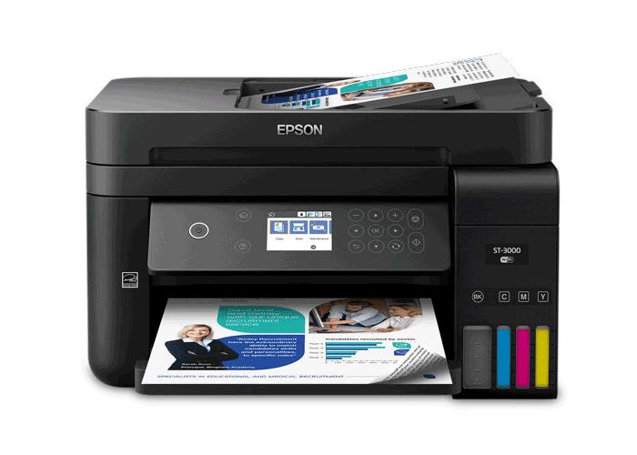 WorkForce SuperTank Printer