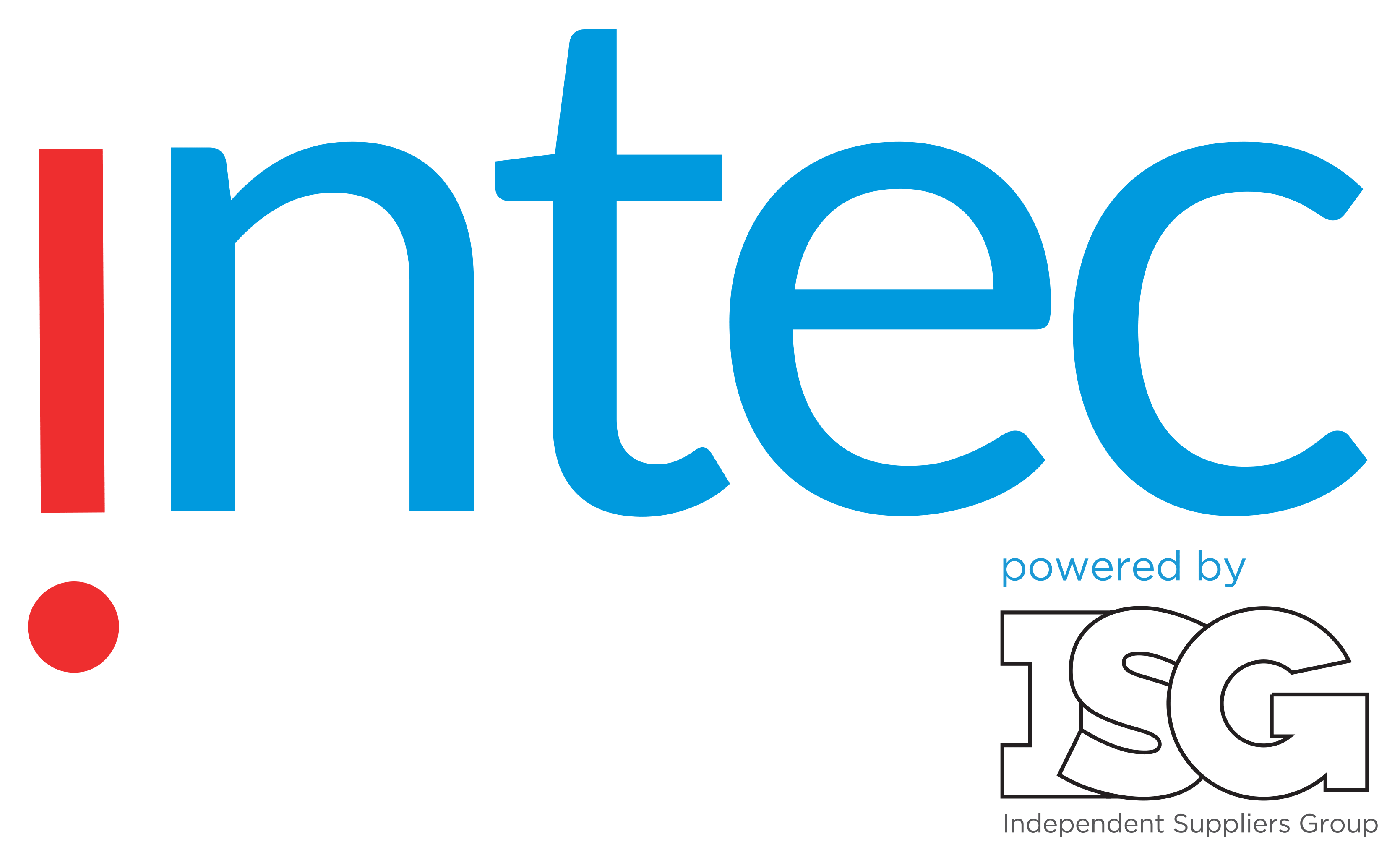 Intec powered by ISG